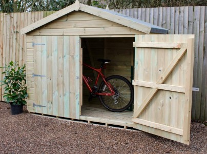 Apex Bike Shed